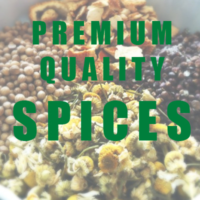 PREMIUM QUALITY SPICES