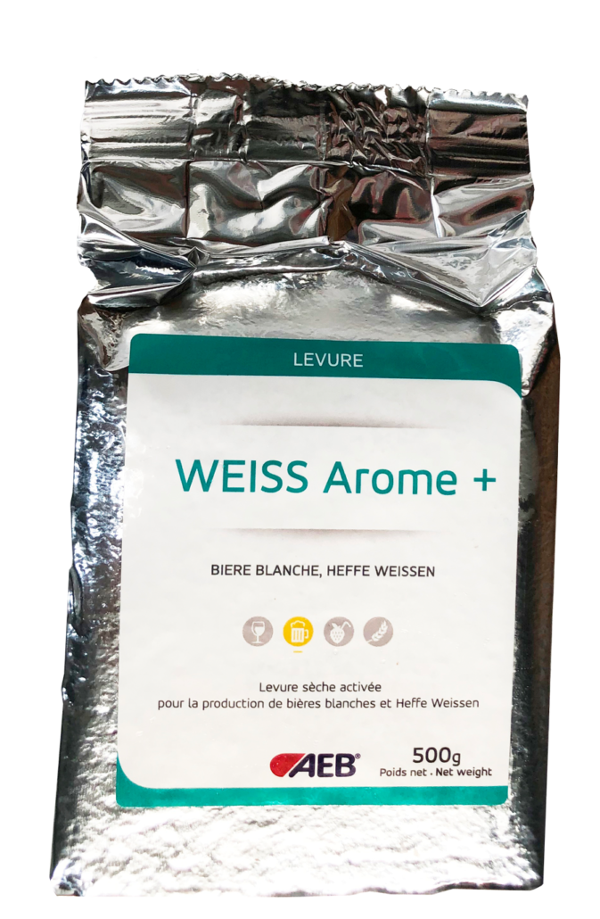 WEISS Arome+ - DRY YEAST